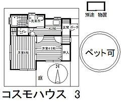 [一戸建] 埼玉県三郷市高州1丁目 の賃貸【/】の間取り