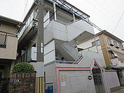 シティパレス21駒川中野[3階]の外観