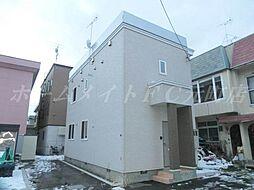 [一戸建] 北海道札幌市東区北四十一条東5丁目 の賃貸【/】の外観