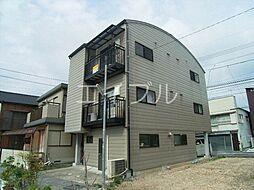 サンライズマンション[2階]の外観