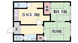 飾磨駅 3.5万円