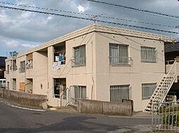 滋賀県大津市滋賀里1丁目の賃貸マンションの外観