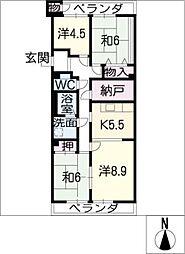 稲沢駅 7.7万円