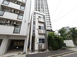 愛知県名古屋市中区伊勢山1丁目の賃貸アパートの外観