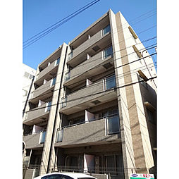 神奈川県川崎市幸区下平間の賃貸マンションの外観