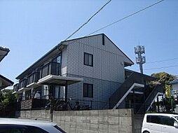 福岡県福岡市博多区空港前3丁目の賃貸アパートの外観