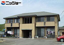 ドミール弐番館[2階]の外観