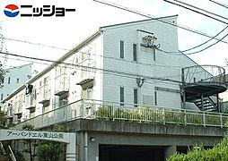 タウン唐山A棟[2階]の外観