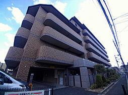 大阪府茨木市西田中町の賃貸マンションの外観