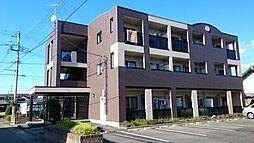 群馬県前橋市幸塚町の賃貸マンションの外観