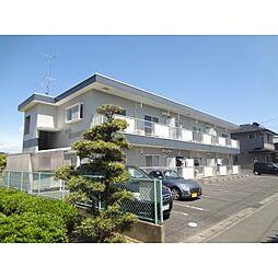 静岡県浜松市西区西山町の賃貸アパートの外観
