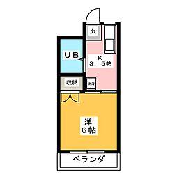 はなみずき通駅 2.9万円