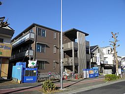 パークハイム横浜鶴見[302号室]の外観