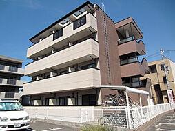 大阪府岸和田市宮本町の賃貸マンションの外観