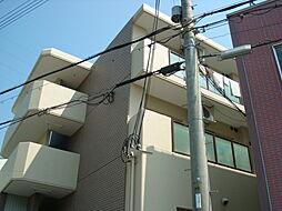 シャトー太田[2階]の外観