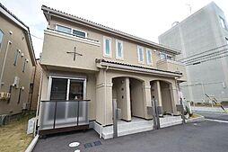 ベルソレイユ春岡A棟[2階]の外観