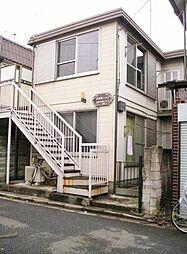 東京都板橋区東新町1丁目の賃貸アパートの外観