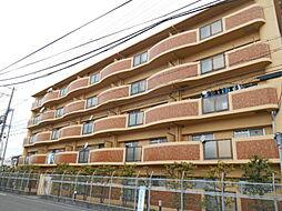 大阪府高石市東羽衣6丁目の賃貸マンションの外観