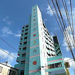 福岡県北九州市小倉北区井堀4丁目の賃貸マンションの外観