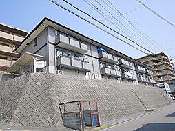 奈良県奈良市学園中5丁目の賃貸アパートの外観
