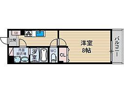 仮称)原田様マンション[2階]の間取り