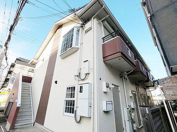 兵庫県神戸市東灘区本山南町7丁目の賃貸アパート