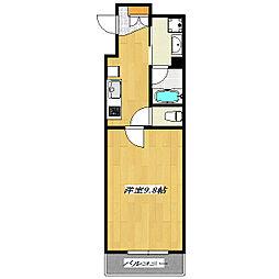 FLAT 〜フラット〜[201号室]の間取り