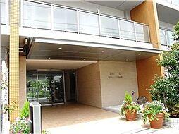 東京都三鷹市野崎2丁目の賃貸マンションの外観