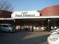 スーパースーパーウジタフードエレガンス店まで740m