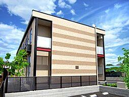 千葉県市川市大野町4丁目の賃貸アパートの外観