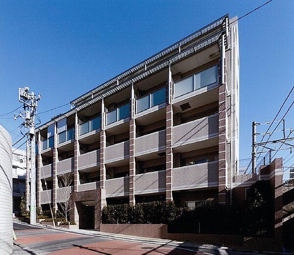 オリンピア代々木 1階の賃貸【東京都 / 渋谷区】