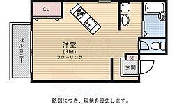 下山門駅 3.5万円