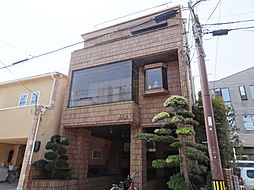 レジデンス幸裳苑[3階]の外観