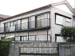 松栄荘[201号室]の外観