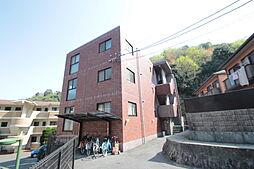 ラ・セーヌKoiII[2階]の外観
