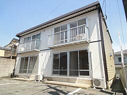 福岡県北九州市小倉南区長行東2丁目の賃貸アパートの外観