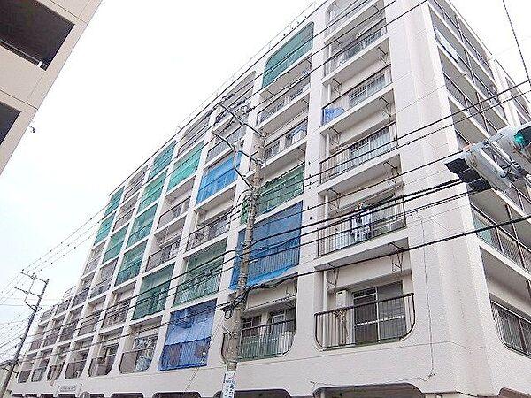 マンション第3松戸[7階]の外観