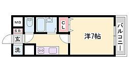 飾磨駅 3.6万円