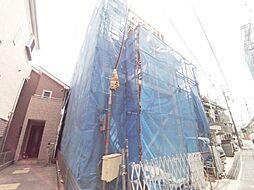 兵庫県神戸市東灘区青木5丁目の賃貸アパートの外観