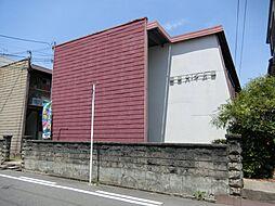 園田ハイムB棟[1階]の外観