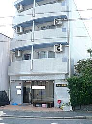 京都府京都市伏見区醍醐東合場町の賃貸マンションの外観