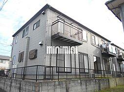 サンロード赤塚 B棟[2階]の外観