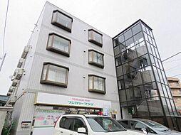三進栄通マンション[3階]の外観