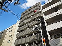 兵庫県神戸市中央区旭通1丁目の賃貸マンションの外観