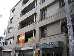 タウンハイツ加美駅前[4階]の外観