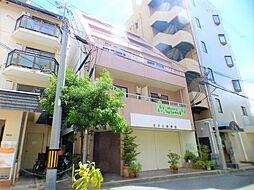 兵庫県西宮市羽衣町の賃貸マンションの外観