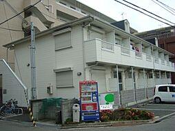 ビューハイツ武庫之荘[2階]の外観