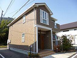広島県広島市安佐北区可部9丁目の賃貸アパートの外観