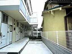レオパレスエバグリーン[101号室]の外観