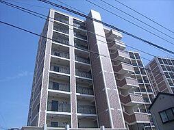 福岡県福岡市博多区美野島1の賃貸マンションの外観